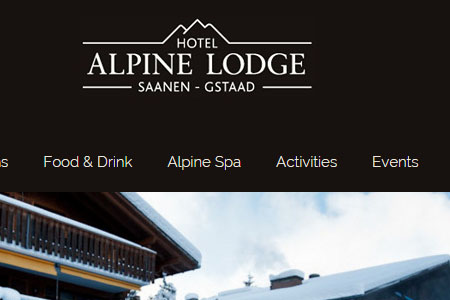 Alpine Lodge Gstaad