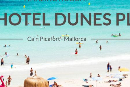 Dunes Platja