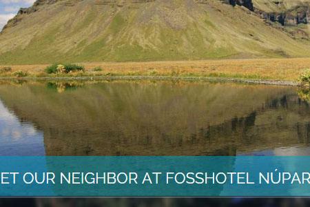 Foss Hotel Iceland