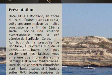 Santa Teresa Corsica Review