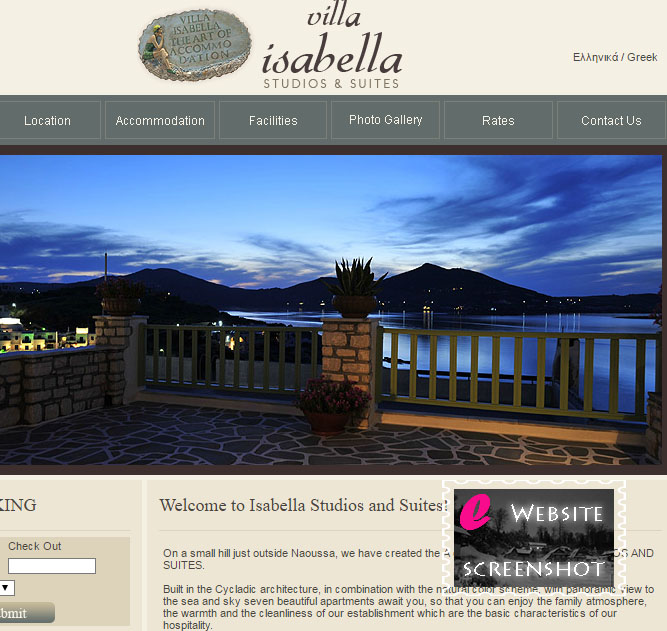 Isabella Studios and Suites