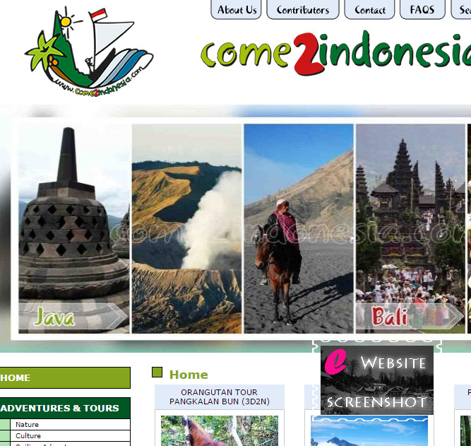 Come 2 Indonesia
