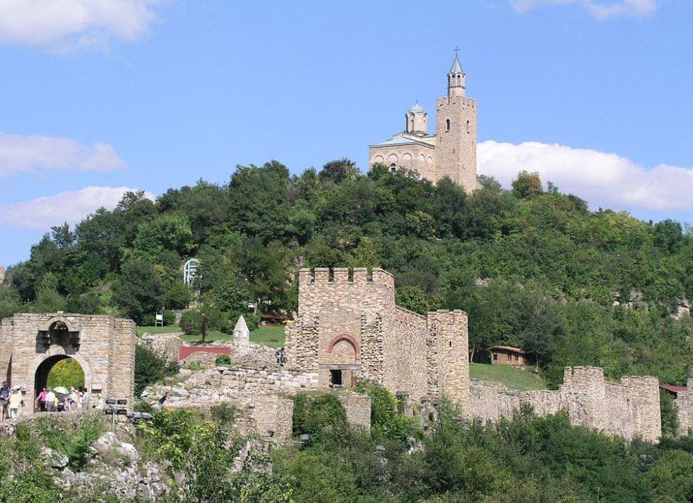 Tsarevets Fortress-Veliko Turnovo