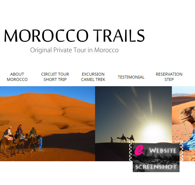 Morocco Trails Tour