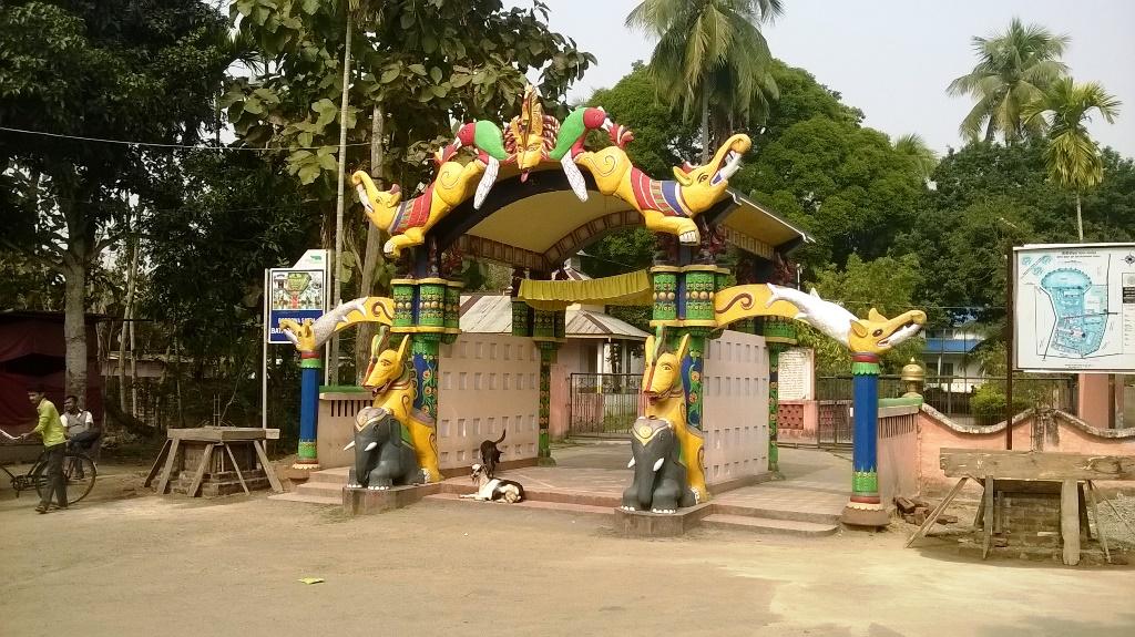 History & Culture ~ Bordua Satra Nagaon