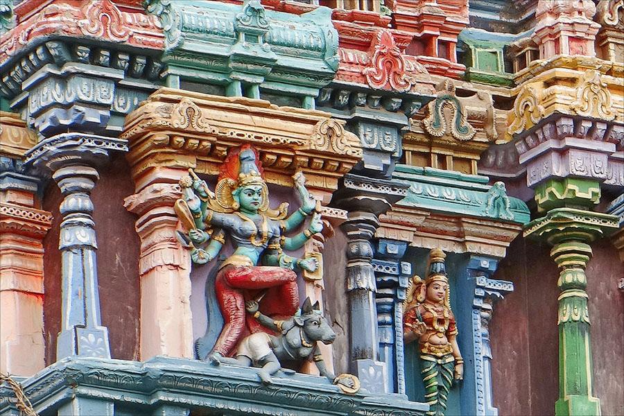 Madurai temple - Tamil Nadu