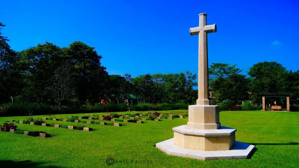 Relive the Grandeur of the British Raj ~ Digboi War Cemetery