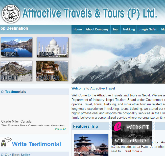 Attractive Travel Nepal