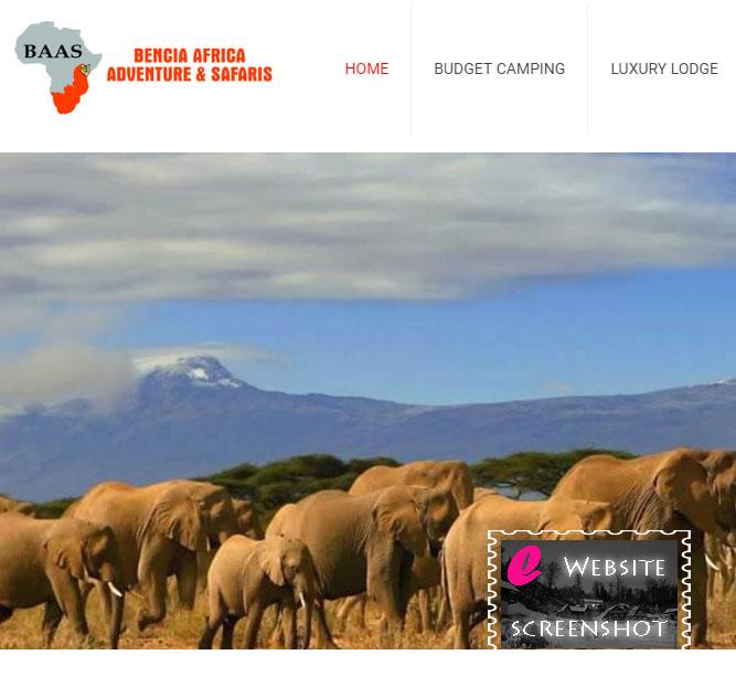 Bencia Africa Adventure