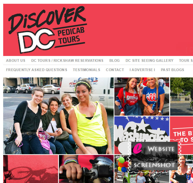 Discover DC Tours