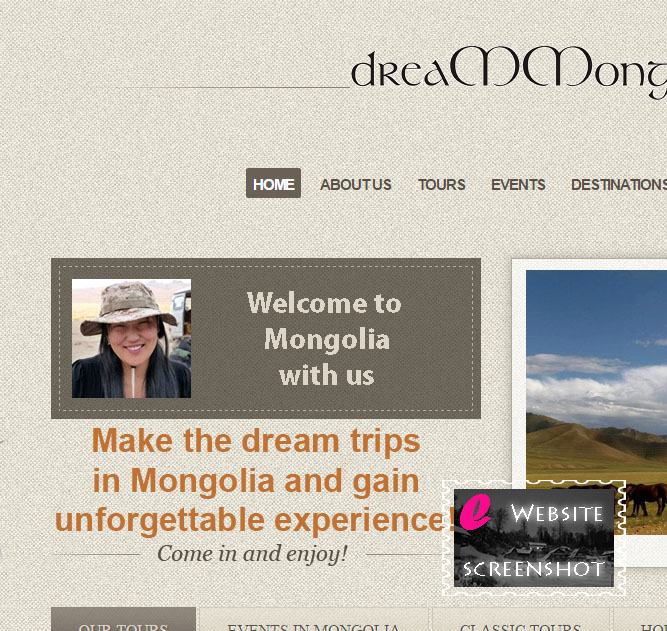 Dream Mongolia