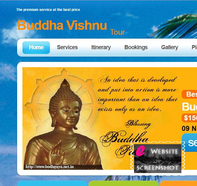 Buddha Vishnu Tour
