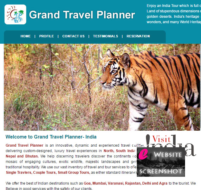 Grand Travel Planner