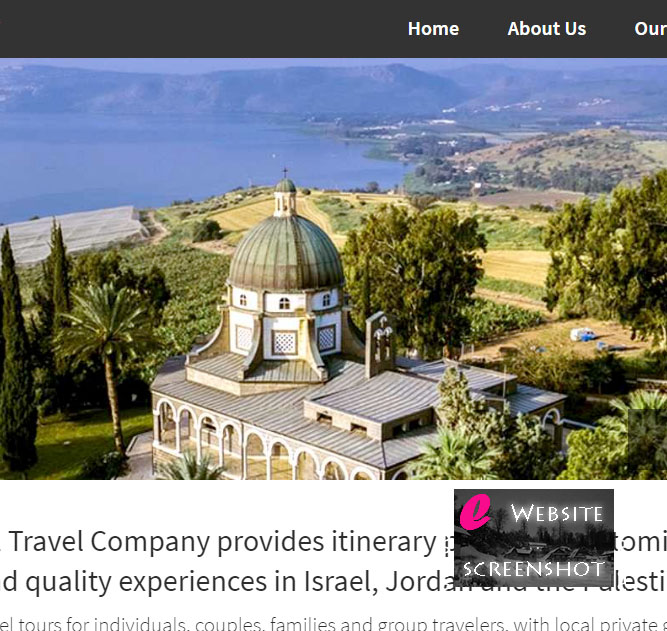 Israel Private Tour