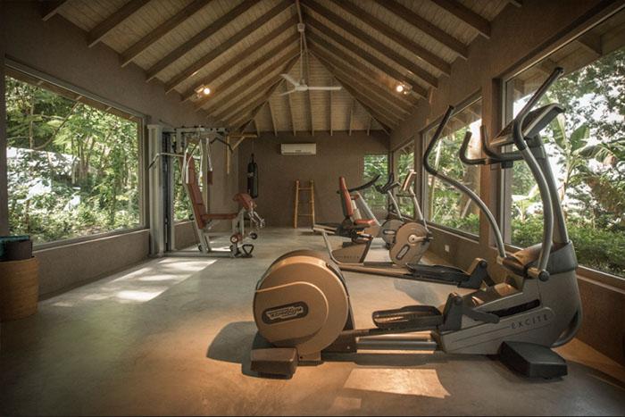 Laluna resort Gym