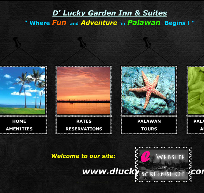 D'Lucky Garden Suites