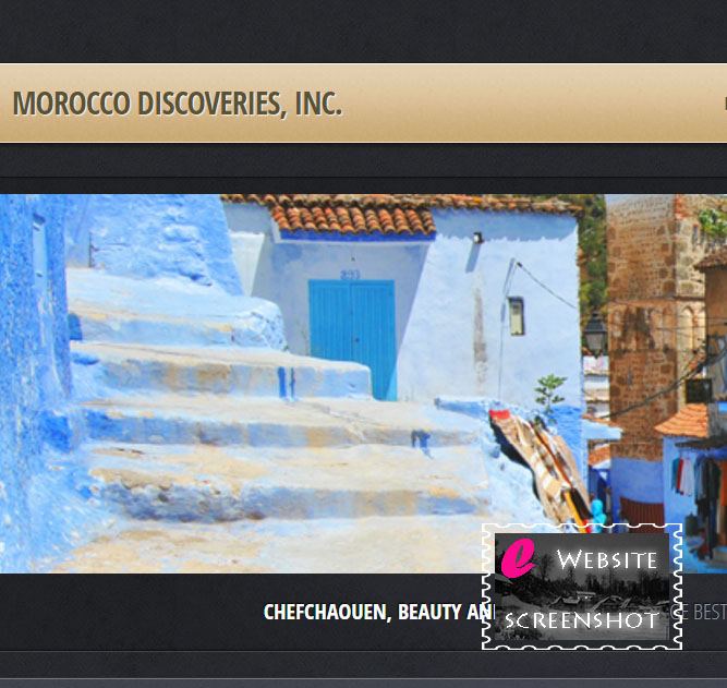 Morocco Discoveries