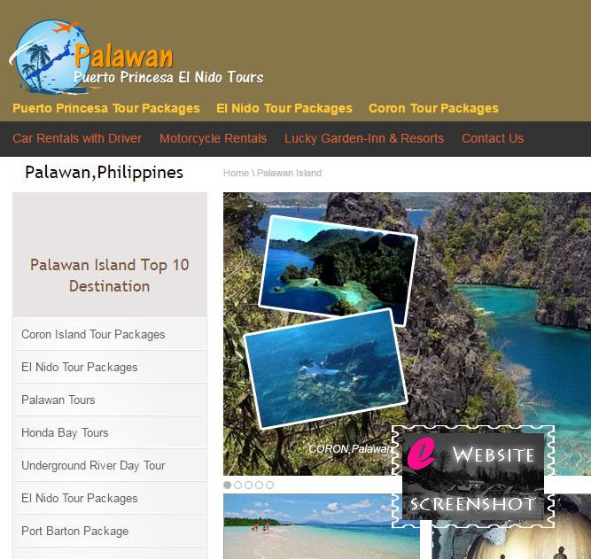 Puerto Princesa Elnido Tours