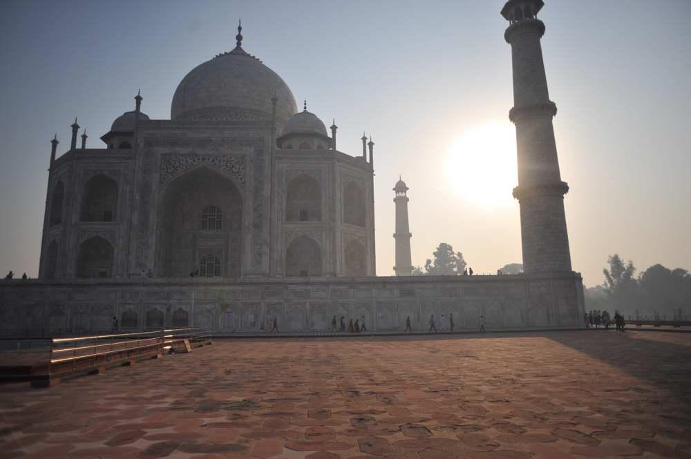 Taj Sunrise