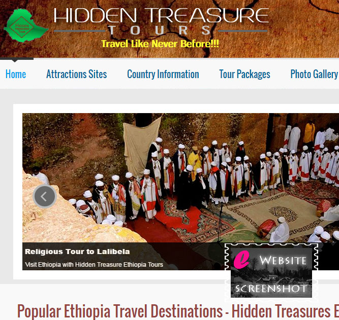 Tour Ethiopia Travel