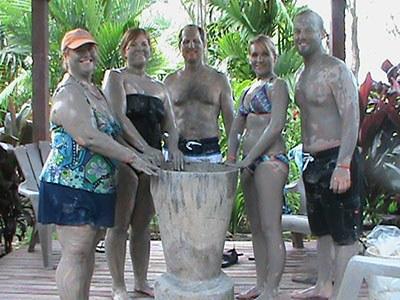 Natural Mud Bath & Sauna