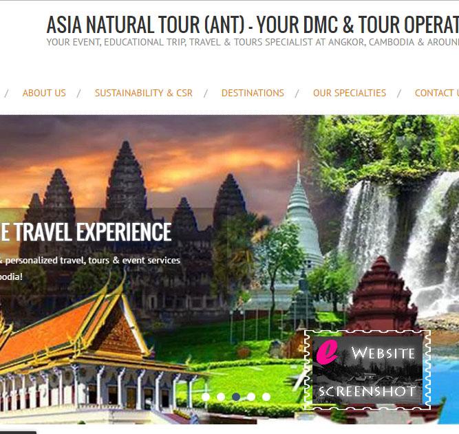 Asia Natural Tour