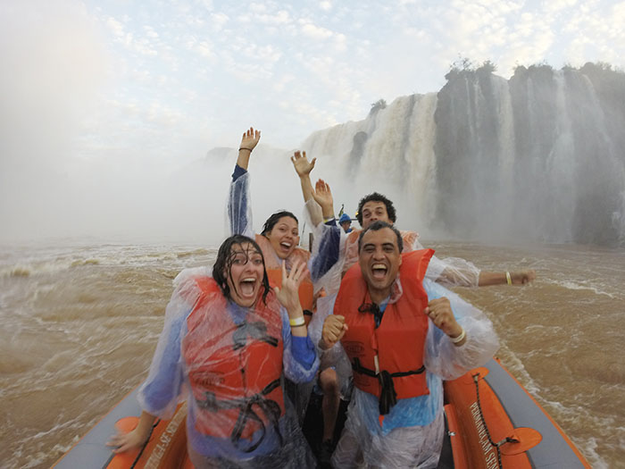 Adventures in Iguazu Falls