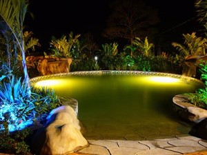 "Soak in 3 Hot Springs Pools - Pure Natural Mineral ""Green"""