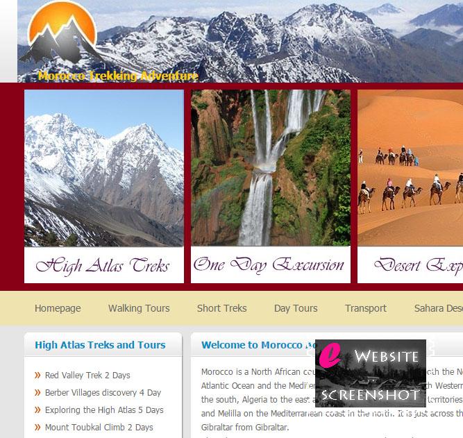 Morocco Trekking Adventure