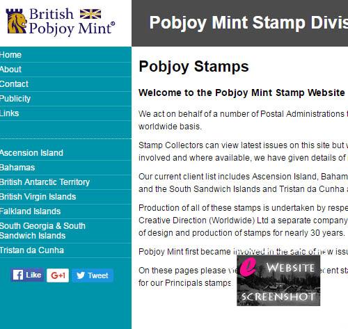 Pobjoy Stamps