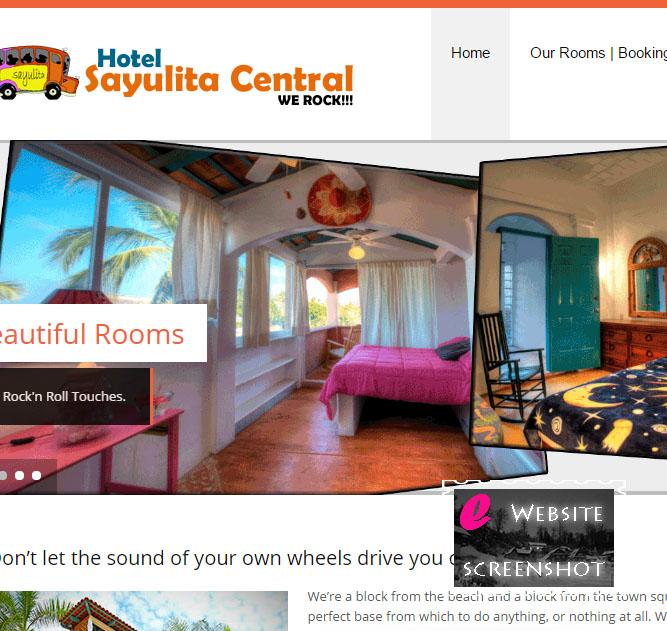 Hotel Sayulita Central