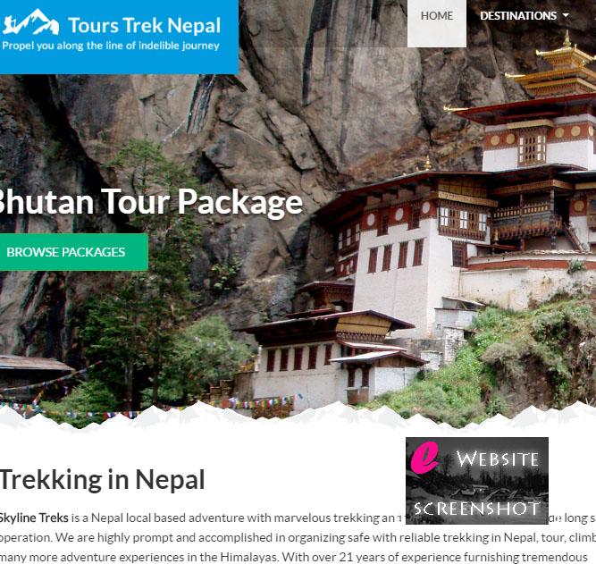 Tours Trek Nepal