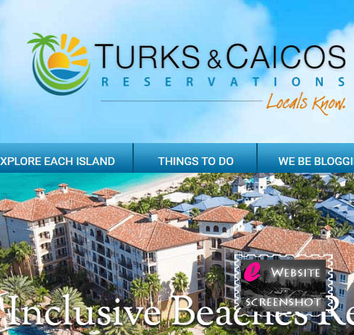 Turks & Caicos Reservations