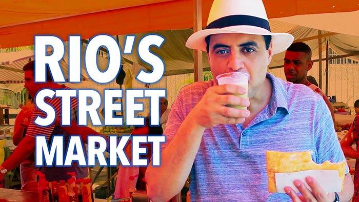 Rio's Street Market