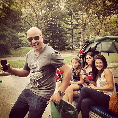 4 Central Park Pedicab Tours
