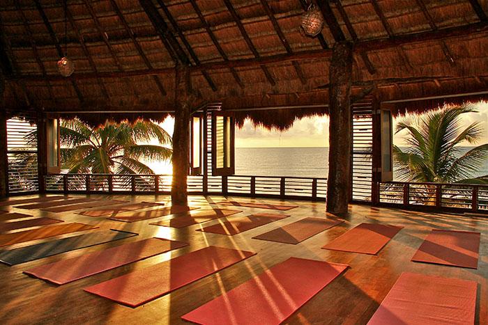 A Yoga Shala Beachfront