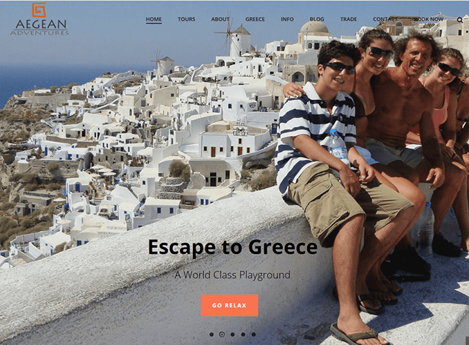 Intimate Greece Experiences