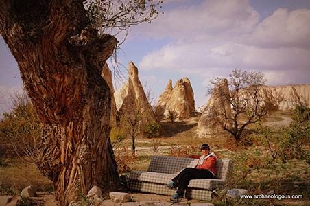 Cappadocia-Hiking