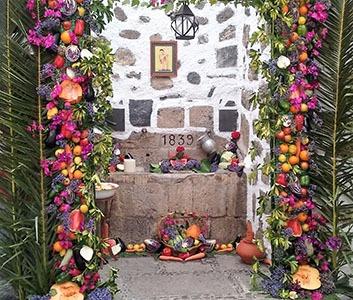 Día de San Juan - Fuente Chorro Los Moretos
