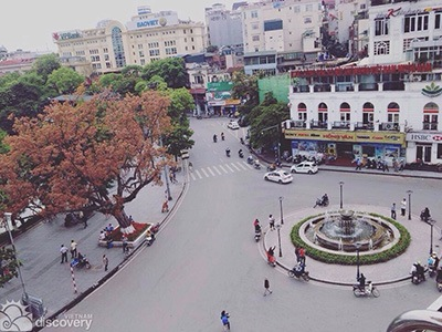 Hanoi in Autumn