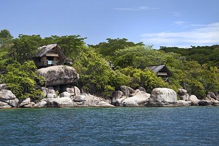 Mumbo Island Rooms Exterior