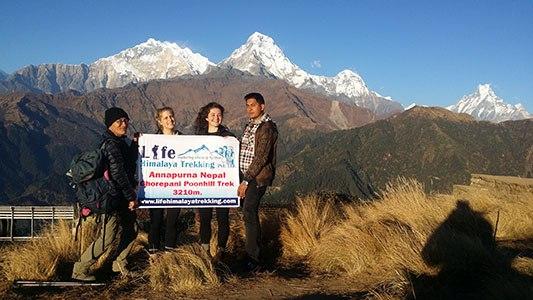 Nepal Easy Trekking