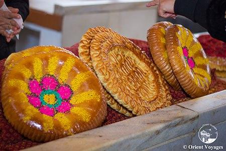 Samarkand, Siab bazaar