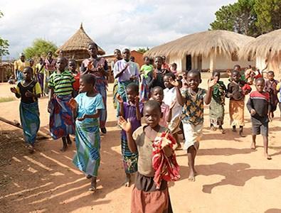 Village Farewell Malawi