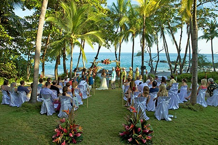 Wedding on Ylang Ylang Beach