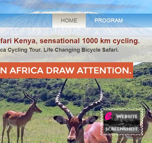 Africa Cycling