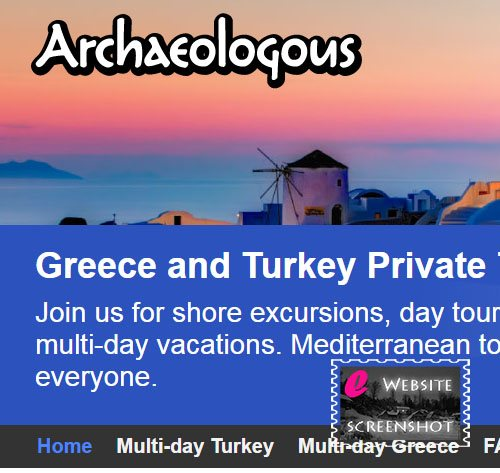 Archaeologous