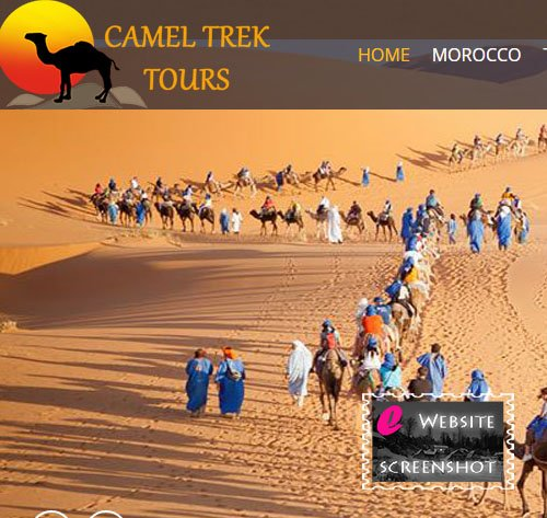 Camel Trek Tours