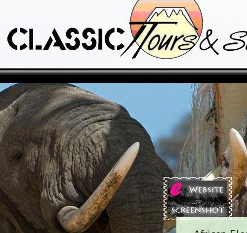 Classic Tours Safaris