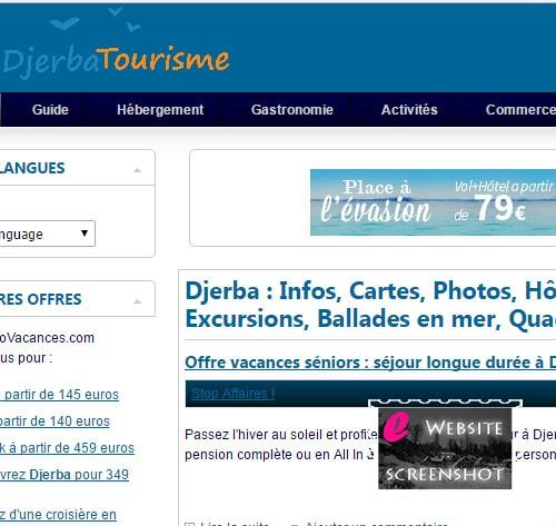 Djerba Tourisme
